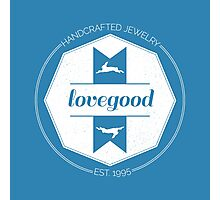 Lovegood Handcrafted Jewelry Photographic Print