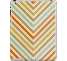 Chevron stripes. Pastel colors. iPad Case/Skin