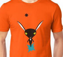 Black Rabbit 7 Unisex T-Shirt