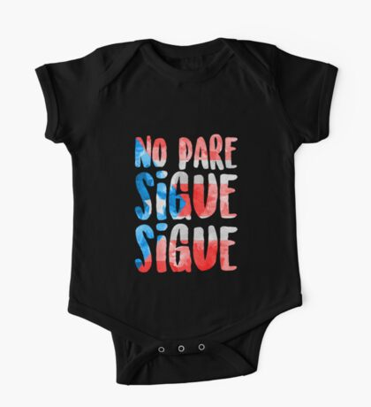 No Pare Sigue Sigue | In the Heights One Piece - Short Sleeve