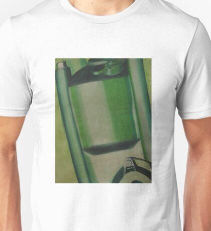 Painting Motorcycle Engine Part Unisex T-Shirt