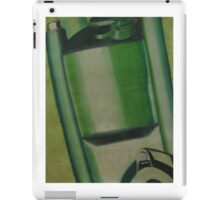 Painting Motorcycle Engine Part iPad Case/Skin