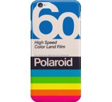 Polaroid Film 600 Design iPhone Case/Skin