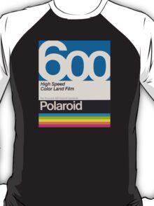 Polaroid Film 600 T-Shirt