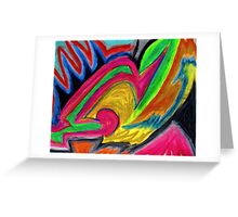 Path to DNA Greeting Card