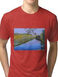 The Nassau River Tri-blend T-Shirt