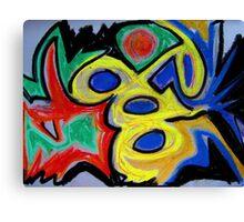 Super Kringolicious Canvas Print