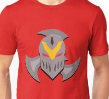 Zed Mask and Shuriken Unisex T-Shirt