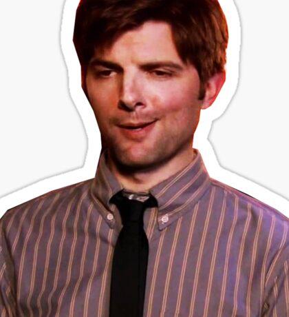 Ben Wyatt Sticker