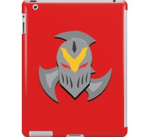 Zed Mask and Shuriken iPad Case/Skin