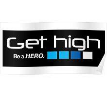 Get High Poster