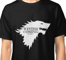 WINTER IS COMING Classic T-Shirt