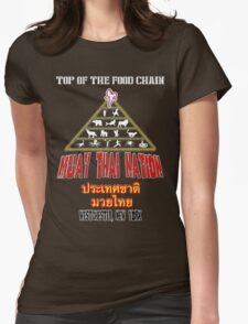 Muay Thai Nation- Top of the Food Chain T-Shirt