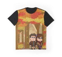 Fall Walkins Graphic T-Shirt