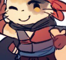 Sticker - cat thief Sticker