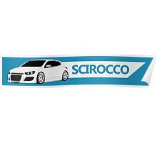 Scirocco Poster