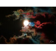 """Clouding Around"" Photographic Print"