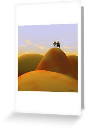 Toscana 2 by Cynthia Decker