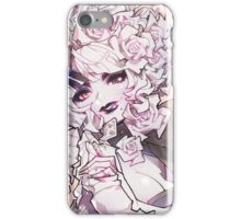 alabaster iPhone Case/Skin