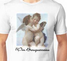 William Bouguerreau - First Kiss Unisex T-Shirt