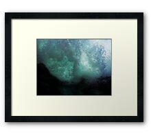 #1105  Framed Print