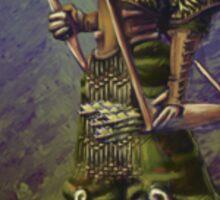 Elven Ranger Sticker