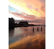 Dublin Glow Photographic Print