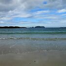 Bosta Beach,Great Bernerah, Outer Hebrides  by kathrynsgallery