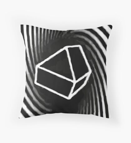 The House Of God Throw Pillow