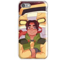 Hunk iPhone Case/Skin