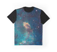 Carina Nebula  Graphic T-Shirt
