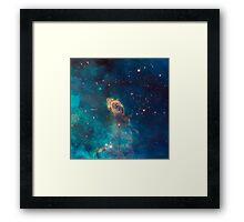 Carina Nebula  Framed Print