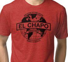 El Chapo Industries  Tri-blend T-Shirt