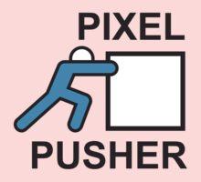 PIXEL PUSHER One Piece - Short Sleeve
