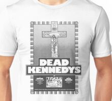 Old Dead Kennedys Flyer Unisex T-Shirt
