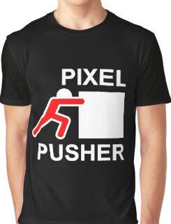 PIXEL PUSHER - Alternate Graphic T-Shirt