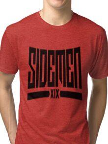 Sidemen Logo Tri-blend T-Shirt