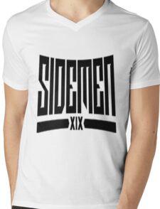 Sidemen Logo Mens V-Neck T-Shirt