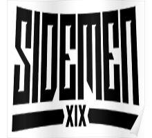 Sidemen Logo Poster