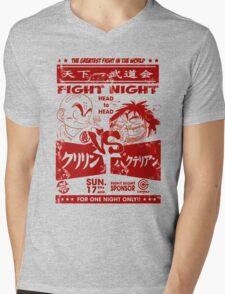 Fight Night Mens V-Neck T-Shirt