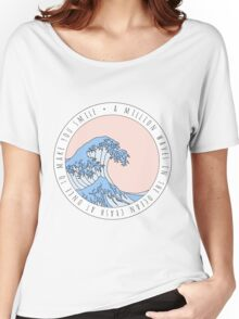 Wave Song Lyrics Women's Relaxed Fit T-Shirt