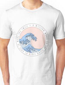 Wave Song Lyrics Unisex T-Shirt