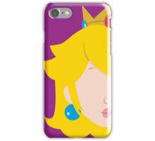 Peach iPhone Case/Skin