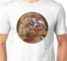 Pancake Dessert With Bananas, Caramel And Whipped Cream Unisex T-Shirt