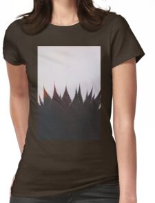 Evening Mood Womens Fitted T-Shirt