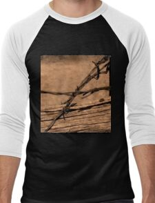 Old Fence Men's Baseball ¾ T-Shirt