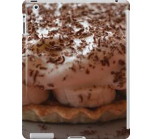 Pie Dessert - Banoffee Pie iPad Case/Skin