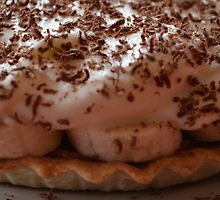 Pie Dessert - Banoffee Pie by G-Design