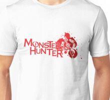 Monster Hunter Tri Crest Red Unisex T-Shirt