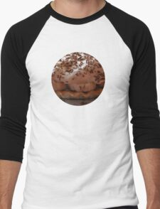 Pie Dessert - Banoffee Pie Men's Baseball ¾ T-Shirt